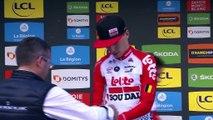 Tour de Pologne : Décès du jeune Belge Bjorg Lambrecht après une grave chute