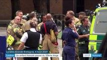 Enfant français poussé du 10e étage à Londres : un adolescent de 17 ans arrêté
