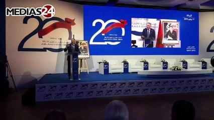 Moulay Hafid Elalamy donne son appréciation de l'économie marocaine aujourd'hui, ce qui a été fait, ce qu'il reste à faire.
