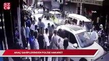 Adana'da gergin anlar! Polis müdahalede bulundu
