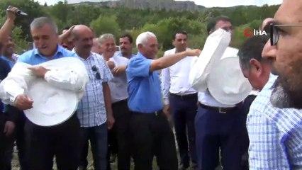 Tokat'ta Bal Hasadı Başladı