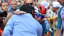 Décès de Bjorg Lambrecht: les coureurs de Lotto-Soudal, en larmes, rendent hommage à leur coéquipier au Tour de Pologne