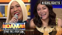 Rufa Mae Quinto asks Vice Ganda about his relationship with Ion Perez | It's Showtime BidaMan