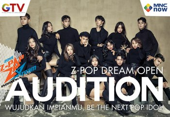 ZPOP Dream Open Audition Jakarta