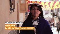Indigenous Heroes: Colombia's Adriana is helping her people find home