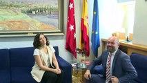 Ya hay fecha: Ayuso será investida presidenta de la Comunidad de Madrid el 14 de agosto