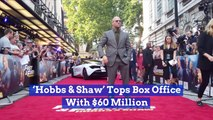 'Hobbs And Shaw' Is A Movie Success