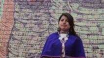 Indigenous Heroes: Adriana engagiert sich für ihre vertriebene Community
