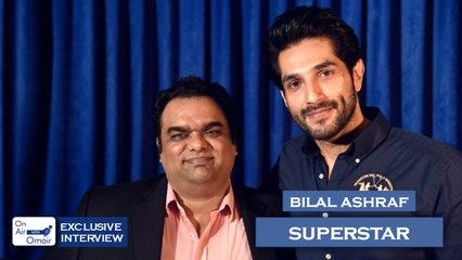 Bilal Ashraf - On Air With Omair an Exclusive interview with Bilal Ashraf