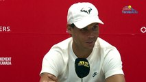 "ATP - Montréal 2019 - Rafael Nadal nostalgic and accuses social media : ""I preferred 15 years ago"""