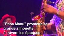 """Manu Dibango à Marciac: je suis un """"bâtisseur de ponts"""""""