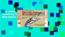 Full version  Delavier s Stretching Anatomy  Best Sellers Rank : #2