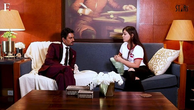 Nawazuddin Siddiqui talks about his International mini-series