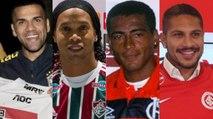 Relembre as maiores apresentações do futebol brasileiro