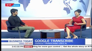 ''Google Transcribe'' Google Launches live transcribe app