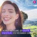 Anne Hathaway se confie sur ses difficultés pour tomber enceinte