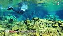 Islande : l'incroyable plongée dans les entrailles de la Terre