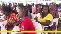 Congo : les défis de l'allaitement maternel