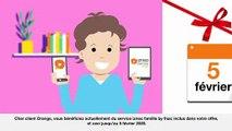Comprendre votre facture avec l'avantage izneo famille by fnac - Orange