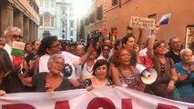 """Italia aprueba el polémico """"decreto Salvini"""" contra la inmigración"""
