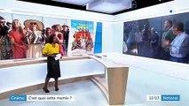 """Cinéma : Chantal Ladesou, grand-mère déjantée dans le film """"C'est quoi cette mamie ?!"""""""