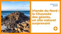 Irlande du Nord : la Chaussée des géants, un site naturel surprenant