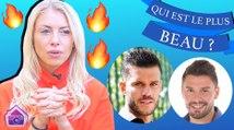 Stéphanie Clerbois (Les Anges 11) : Plutôt Kevin Guedj ou Florent Ré ?