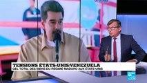 Trump gèle les biens du gouvernement vénézuélien aux Etats-Unis