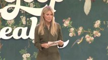 Gwyneth Paltrow lets the F-word fly after fan questions cooking skills