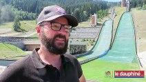 Ski : les premiers sauts se font dès l'âge de 6 ans à Courchevel