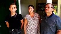 Trois questions à un jeune vacancier au hameau de gîtes à Sarrebourg
