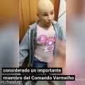 Hallan muerto a narcotraficante brasileño que intentó escapar de prisión disfrazado de su hija