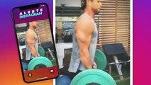 Quand Chris et Liam Hemsworth sont en compétition à la salle de musculation !