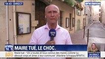 """Mort du maire de Signes: """"Les maires sont confrontés à des incivilités quotidiennement"""" (Président de l'association des maires ruraux du Var)"""