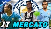 Journal du Mercato : Manchester City abat ses dernières cartes, Monaco lance sa grande braderie