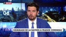 Le Carrefour de l'info (19h30) du 06/08/2019