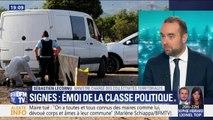 """Mort du maire de Signes: Sébastien Lecornu se dit """"ému et assez en colère de ce drame"""""""