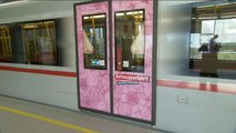 Viennese say 'no thanks' to citrus and melon scented metro trains