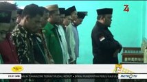 GP Ansor di Brebes Gelar Salat Gaib dan Tahlil untuk Mbah Moen