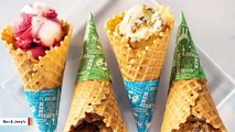 Ben & Jerry's Founders Enrolled In $5 Ice Cream-Making Class
