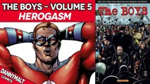 The Boys - Volume 5: Herogasm (2009) - Full Comic Story - Review