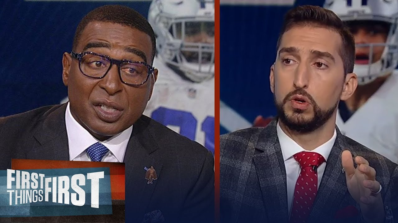Nick and Cris discuss report on Cowboys' contract negotiations with stars – NFL – FIRST THINGS FIRST