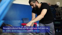 Kids Hate Beards, Study Finds
