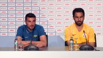TFF Süper Kupa maçına doğru - Akhisarspor Teknik Direktörü Altıparmak - ANKARA