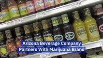Arizona Beverage Company Gets Involved With Marijuana
