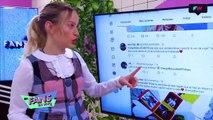 Jorge Blanco en MTV Fans en Vivo