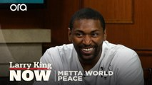 Metta World Peace on the joys of coaching young talent