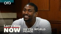 """It's what you dream of as a kid"": Metta World Peace on winning NBA Championships"