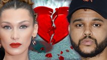 The Weeknd & Bella Hadid Break Up & Gigi Hadid Is Dating Tyler Cameron?