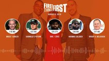 First Things First Audio Podcast -8 6 19- Cris Carter, Nick Wright, Jenna Wolfe - FIRST THINGS FIRST
